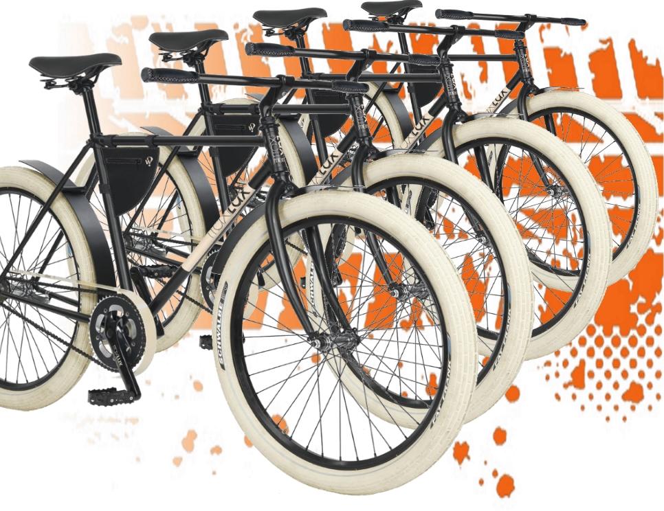 Entretien flotte de vélos