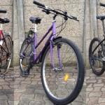 Vélo de prêt en remplacement de votre vélo en réparation