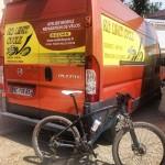 Reparation velo - camion atelier