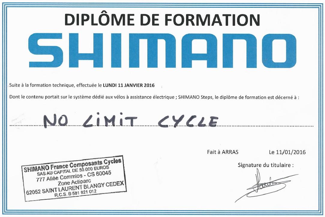 SHIMANO Formation VAE