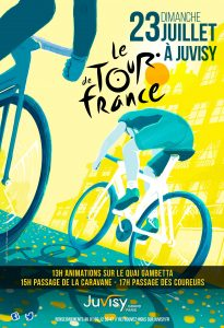 Tour de France Juvisy