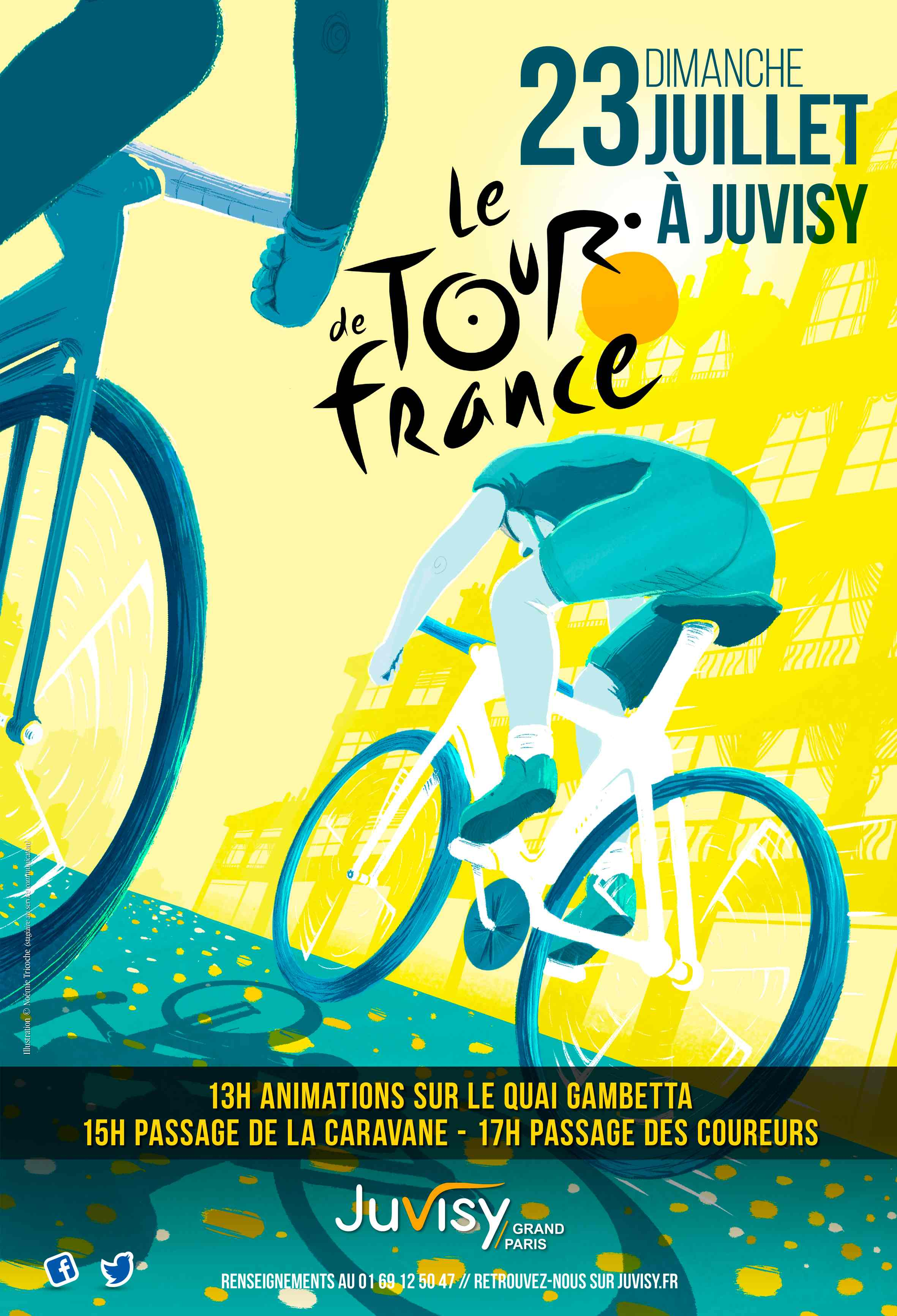 Tour de France Juvisy