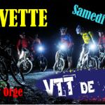 Randonnée VTT nocturne