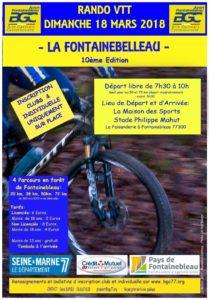 La Fontainebelleau 2018