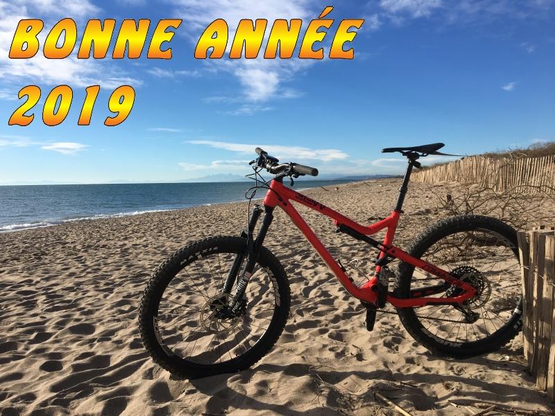 NO LIMIT CYCLE Bonne Année 2019
