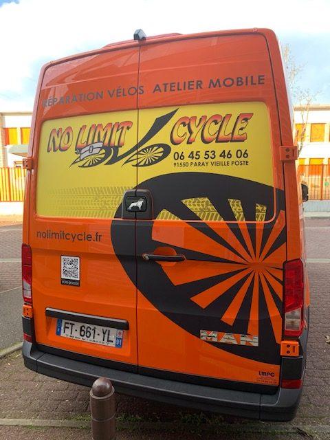 Atelier mobile Man TGE Nolimitcycle