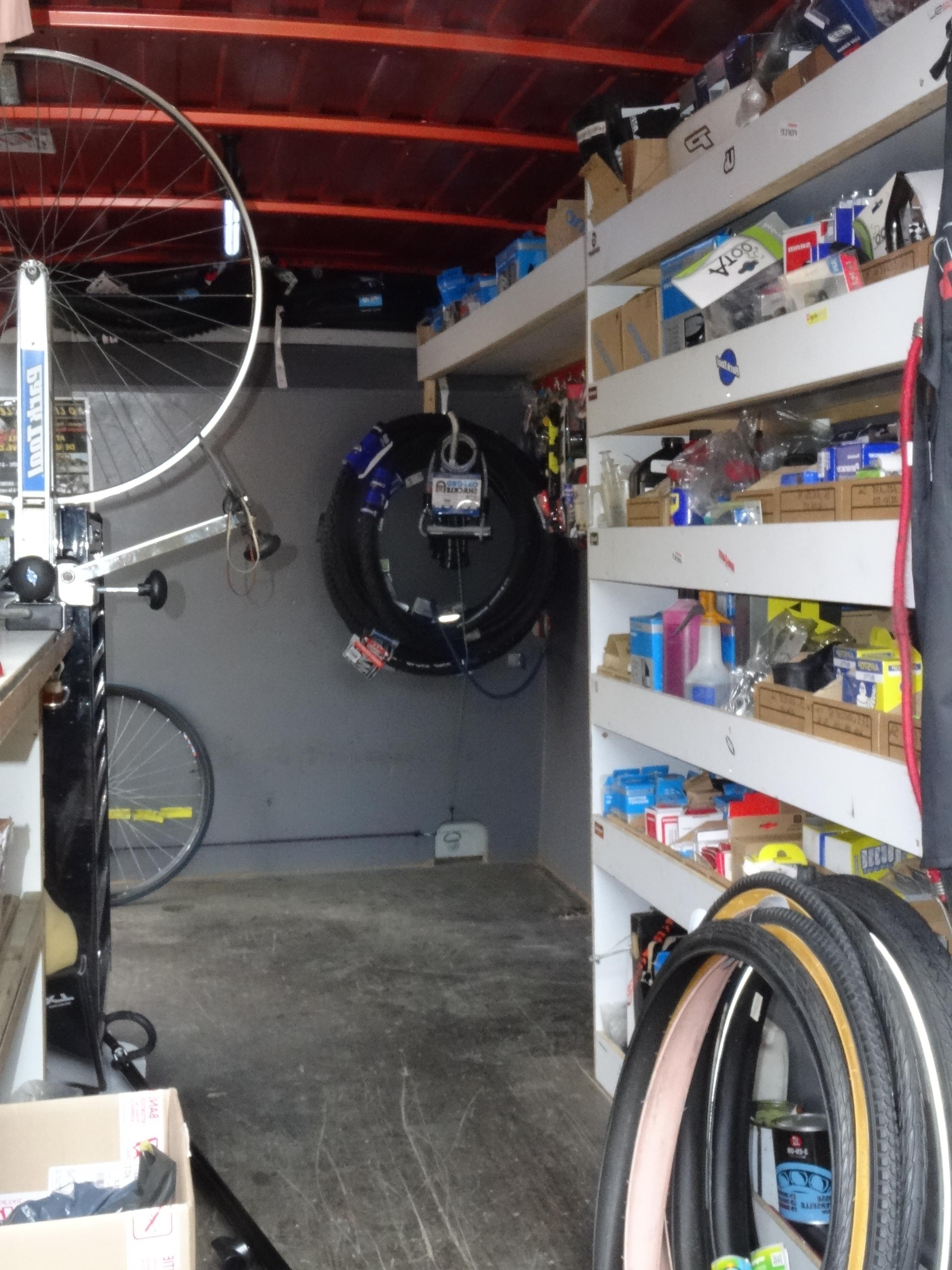 Camion atelier