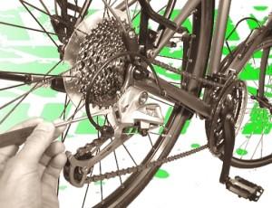Transmission vélo