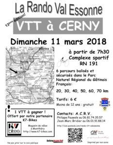 Flyer Randonee Val Essonne